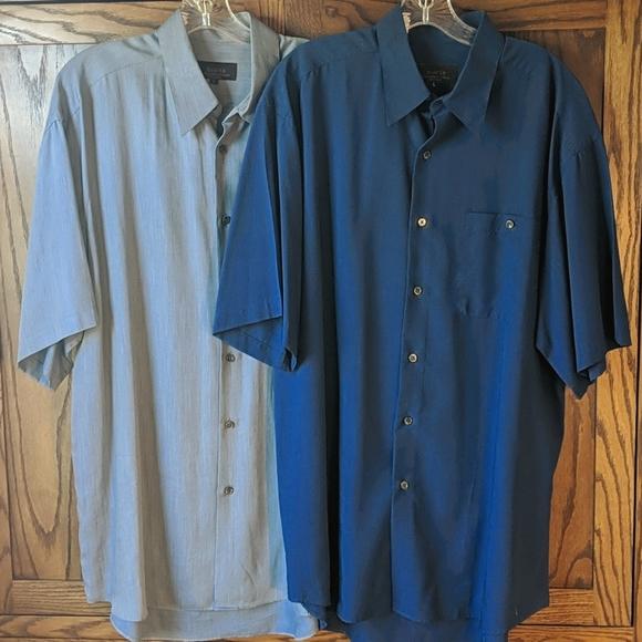 Men's Marcus Camp Shirts(2)